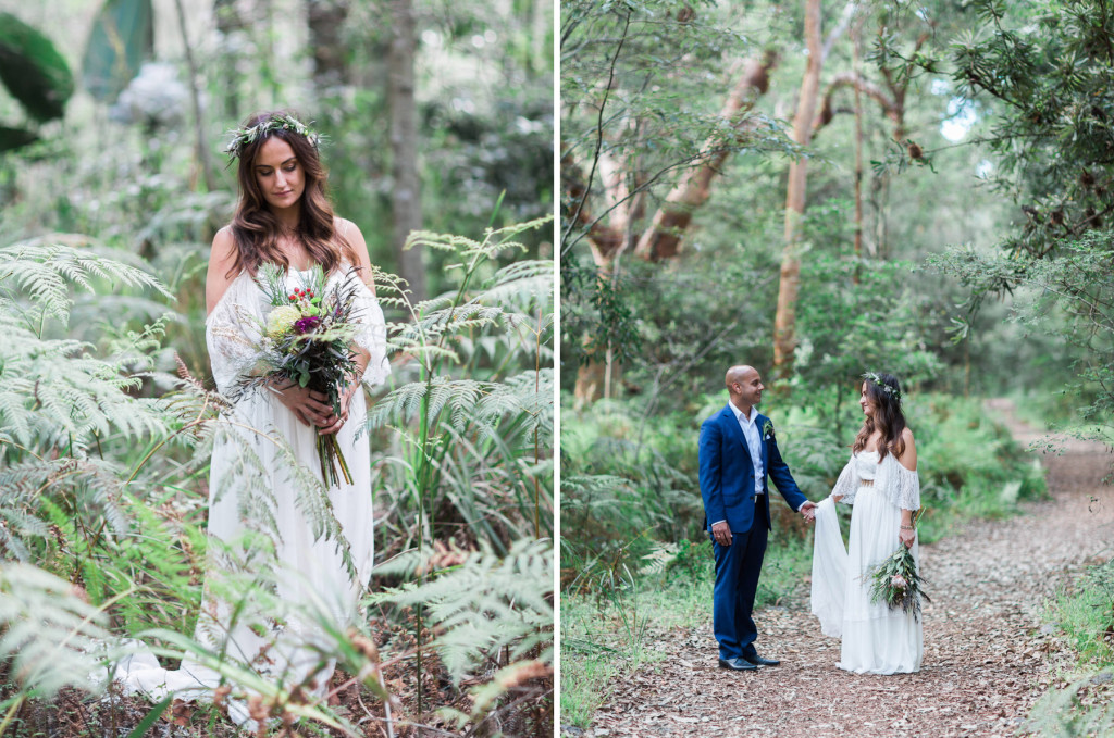 Grace Loves Lace Wedding Gown at Grounds of Alexandria Wedding