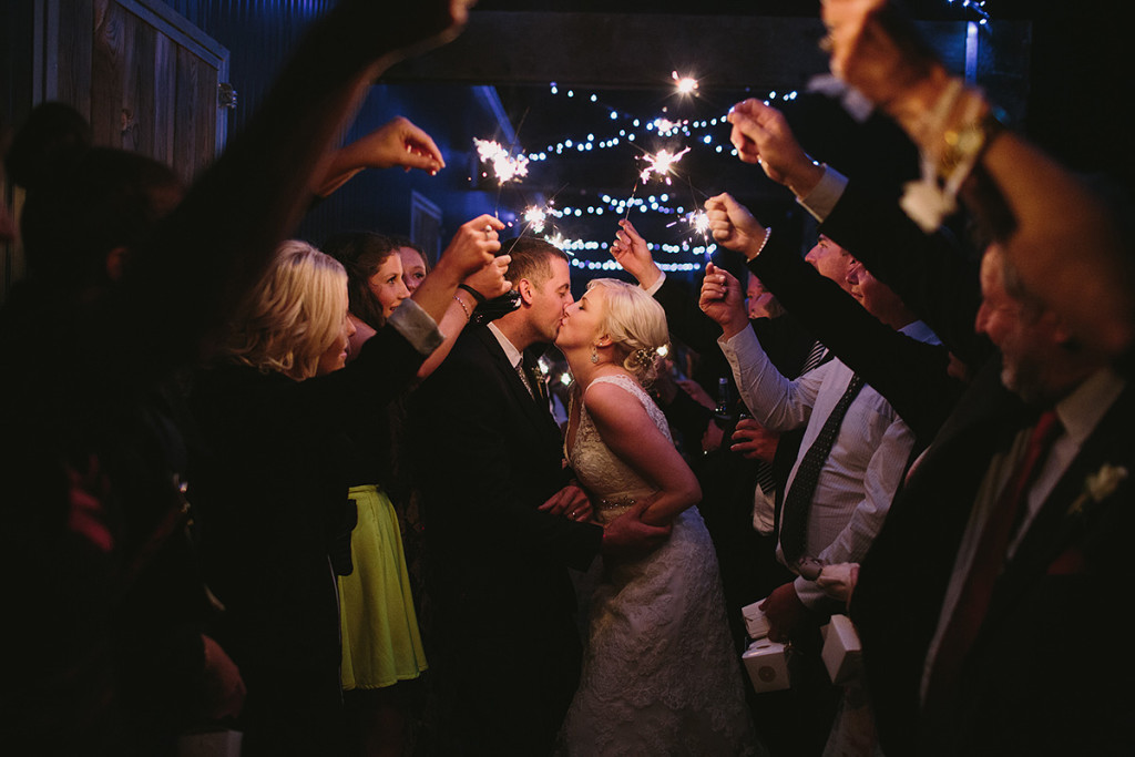 059-sparkler-exit-at-southern-highlands-wedding-with-a-kiss