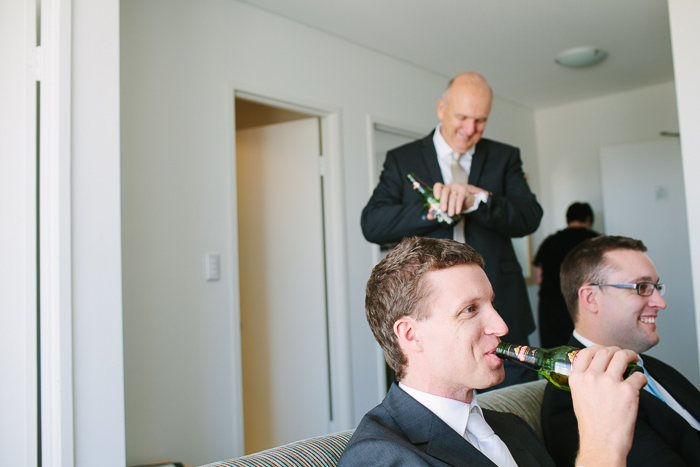 groom-relaxing-being-wedding-ceremony