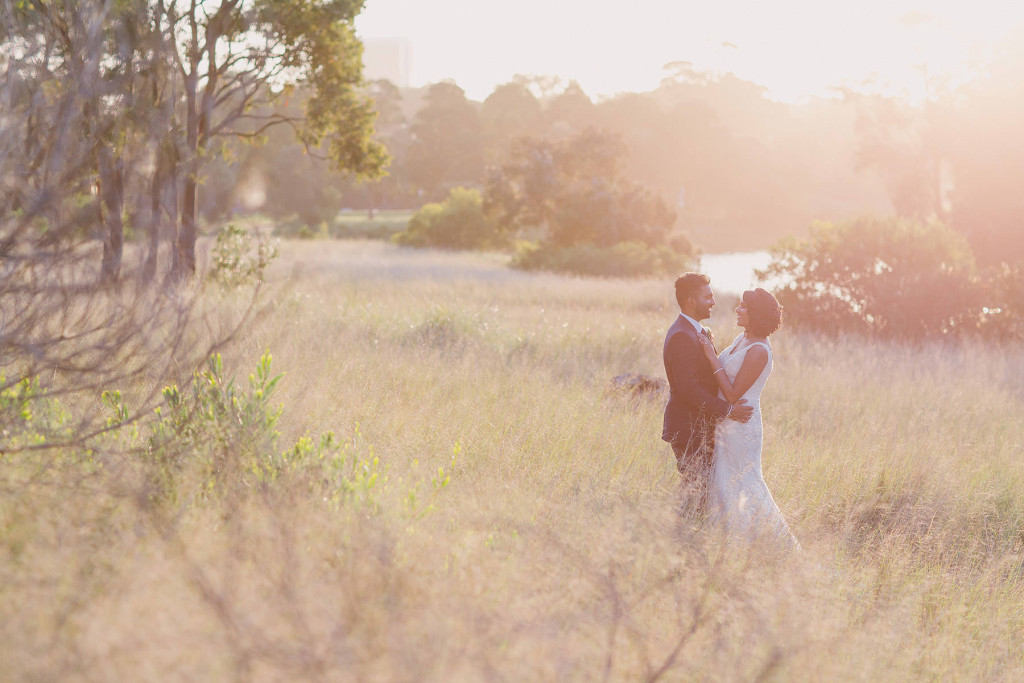 Centennial Park Wedding Photography