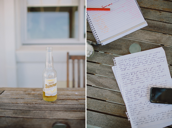 drinking-beer-and-writing-wedding-speech