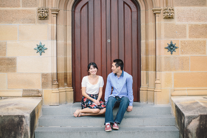 romantic-university-students-engagement-session
