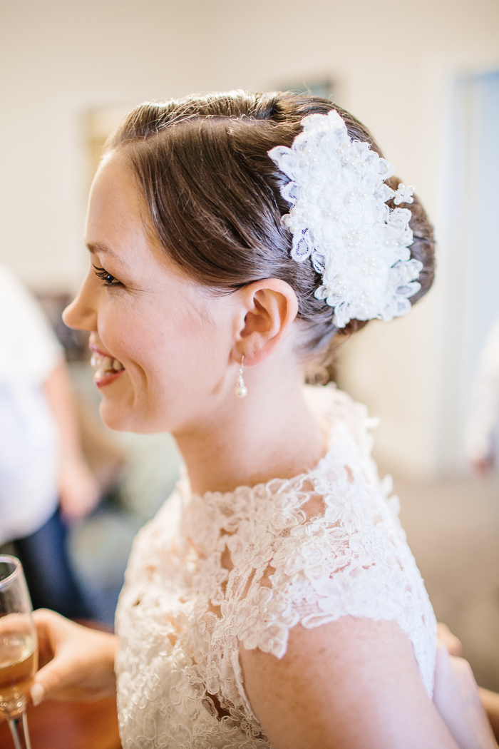 bride-excited-for-wedding-ceremony