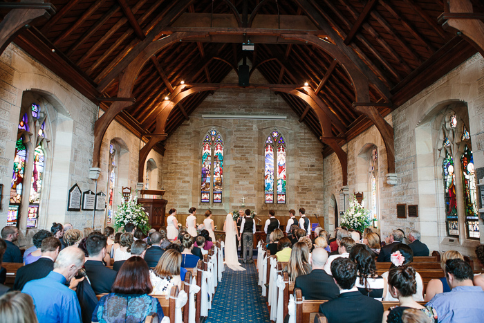 St Stephen's Wedding Photography Bowral