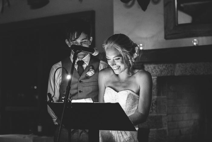 Groom and Bride Speech