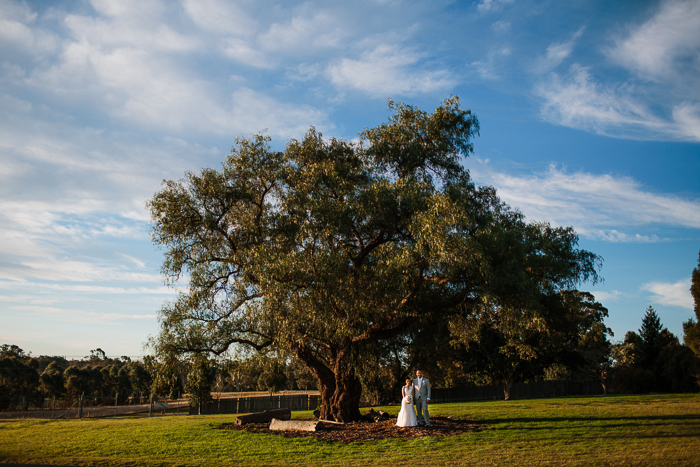 under-a-tree-with-bride-and-groom