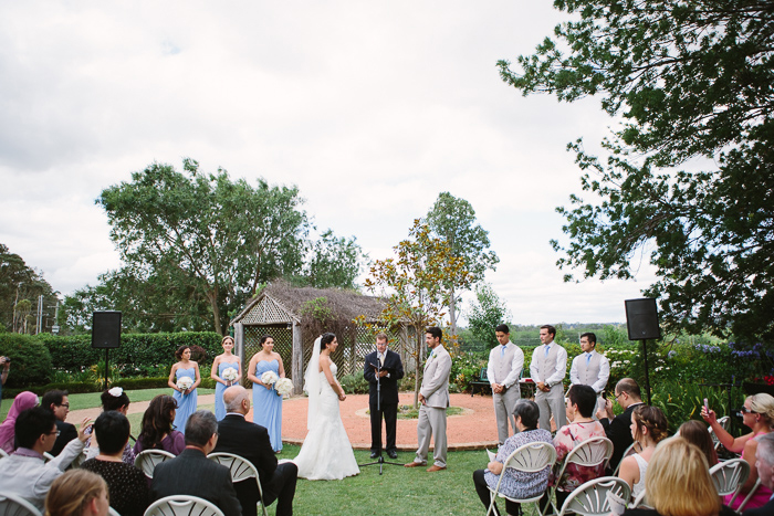 Belgenny Farm Wedding Ceremony
