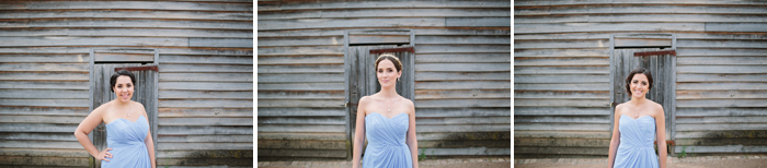 Bridesmaids at Belgenny Farm