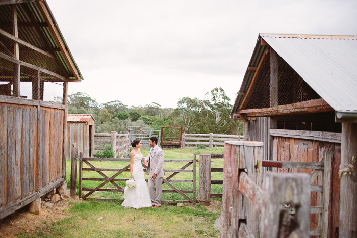 Rustic Vintage Wedding Photography