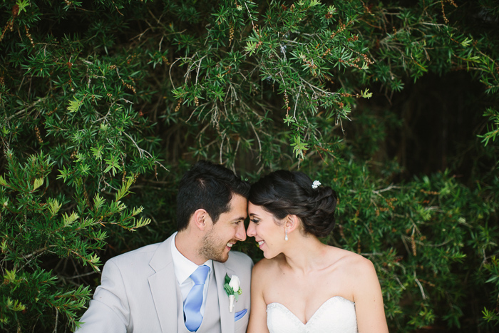 Natural Wedding Photos