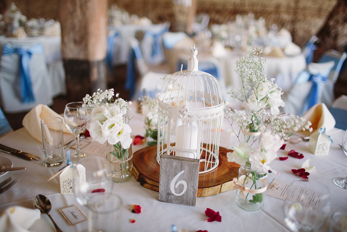 Vintage Wedding Reception Styling
