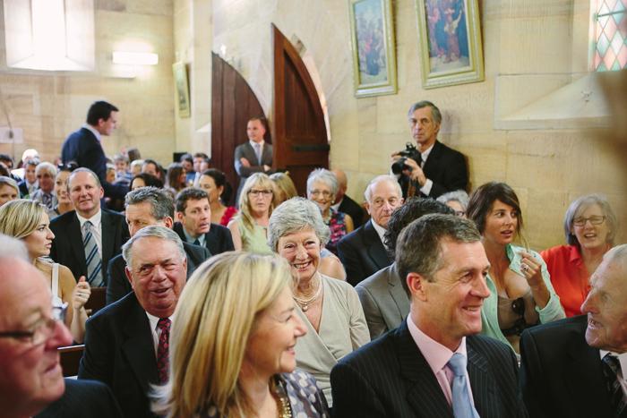 Berrima Wedding Photographer in Catholic Church