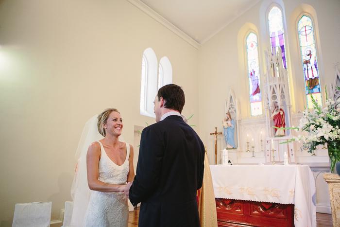 creative wedding photography for berrima ceremony