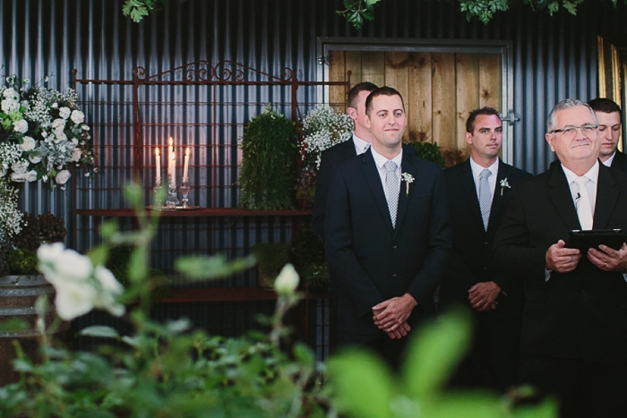 groom-waiting-for-bride-at-binda-wedding