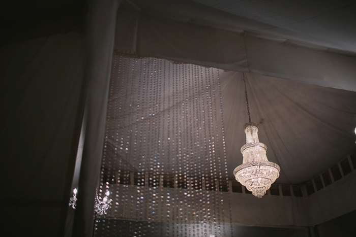 chandelier wedding photo reception
