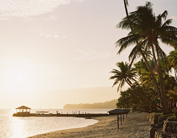 Coral Coast, Fiji Wedding Photographer