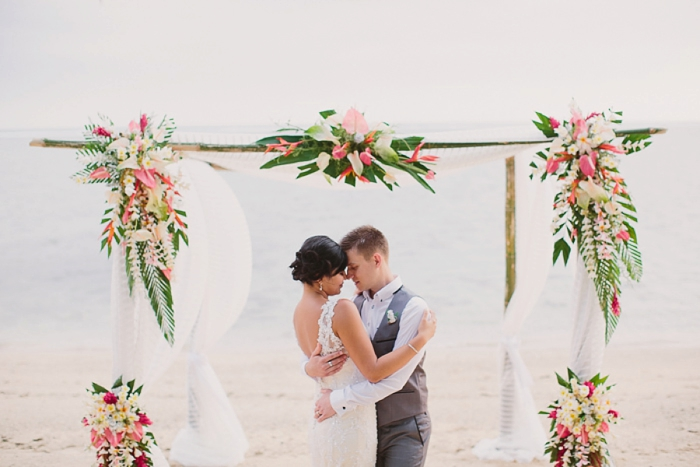 Fiji Wedding Photographer Jonathan David at The Warwick Resort