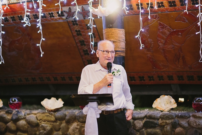 Wedding speech by Father of the Groom
