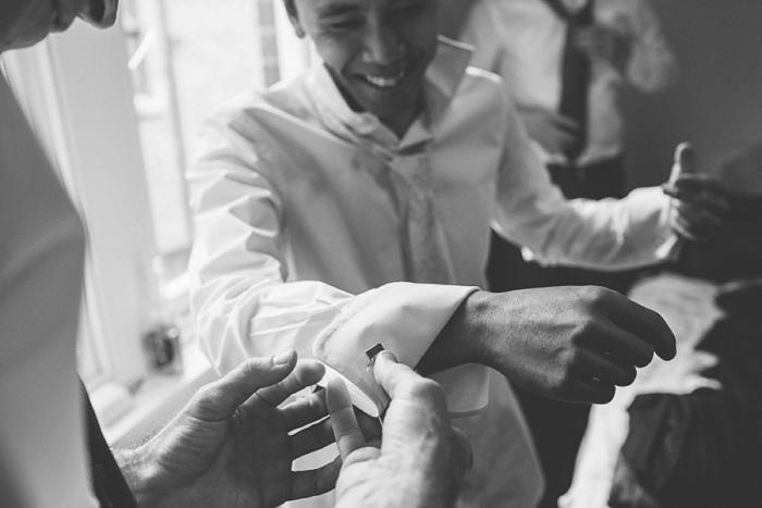 groom-preparations