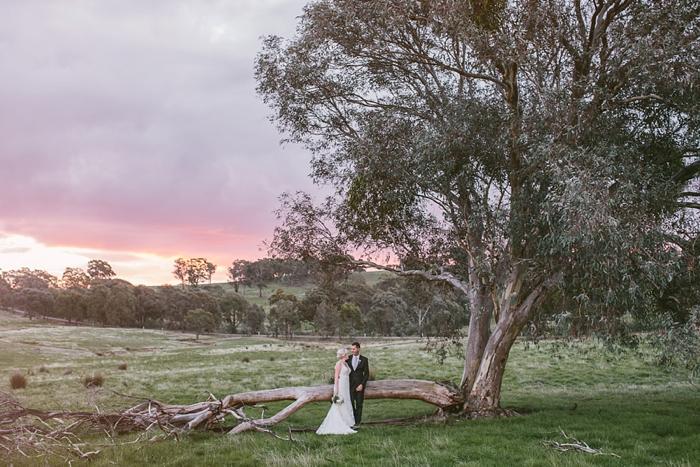 country farm wedding photos