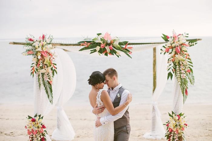 fiji wedding photographer warwick resort and spa