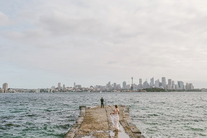 sydney harbour first look