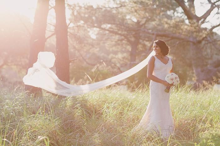 centennial parklands sydney backlit wedding