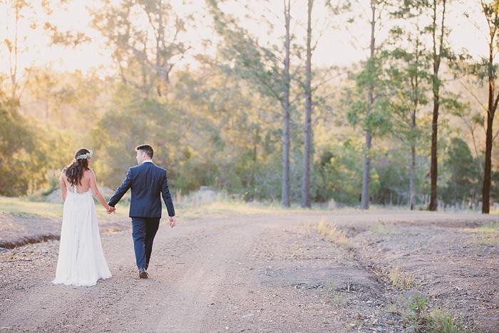 romantic wedding photography by jonathan david