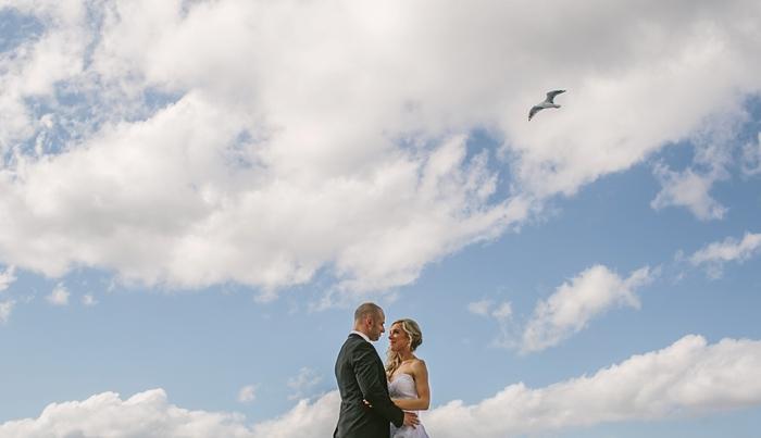 sydney harbour bridge wedding