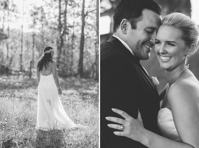 calm wedding photography