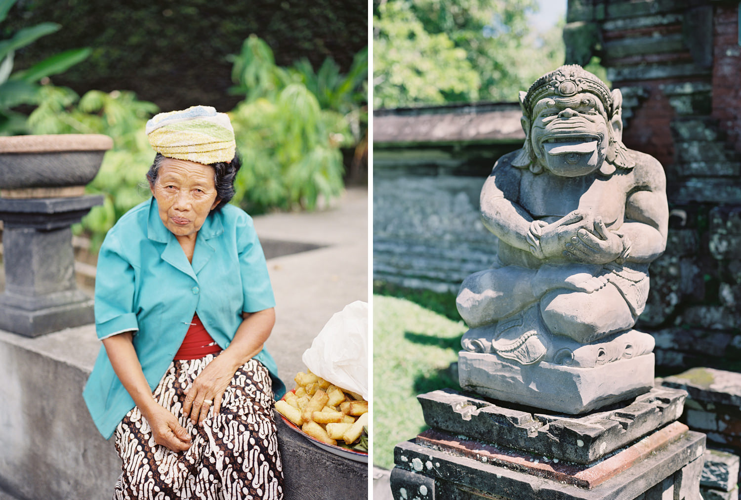 local balinese portrait photography