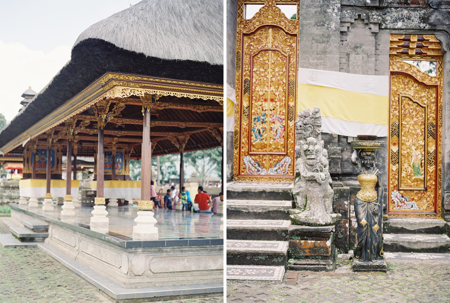 bali wedding photographer in sacred temples