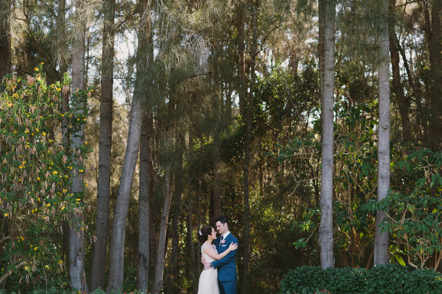 Creative Hunter Valley Wedding Photographer