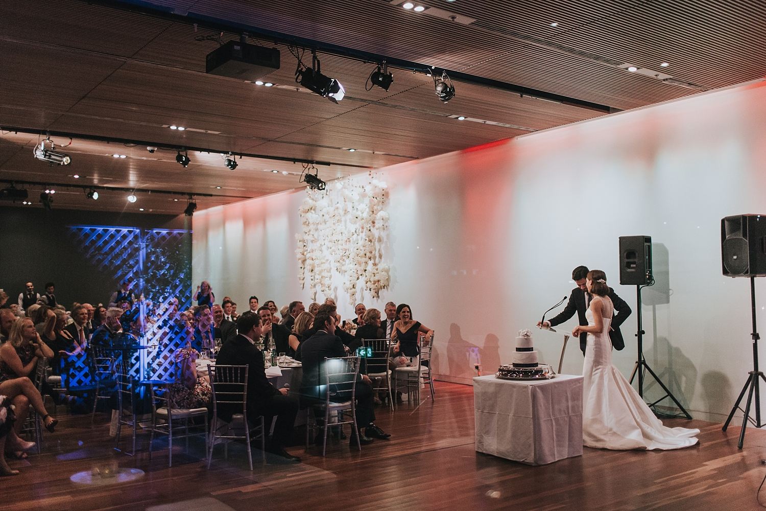 groom speech at the sydney mca
