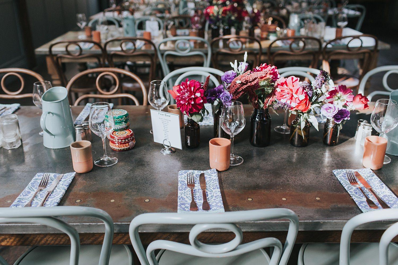 sydney wedding photography table styling
