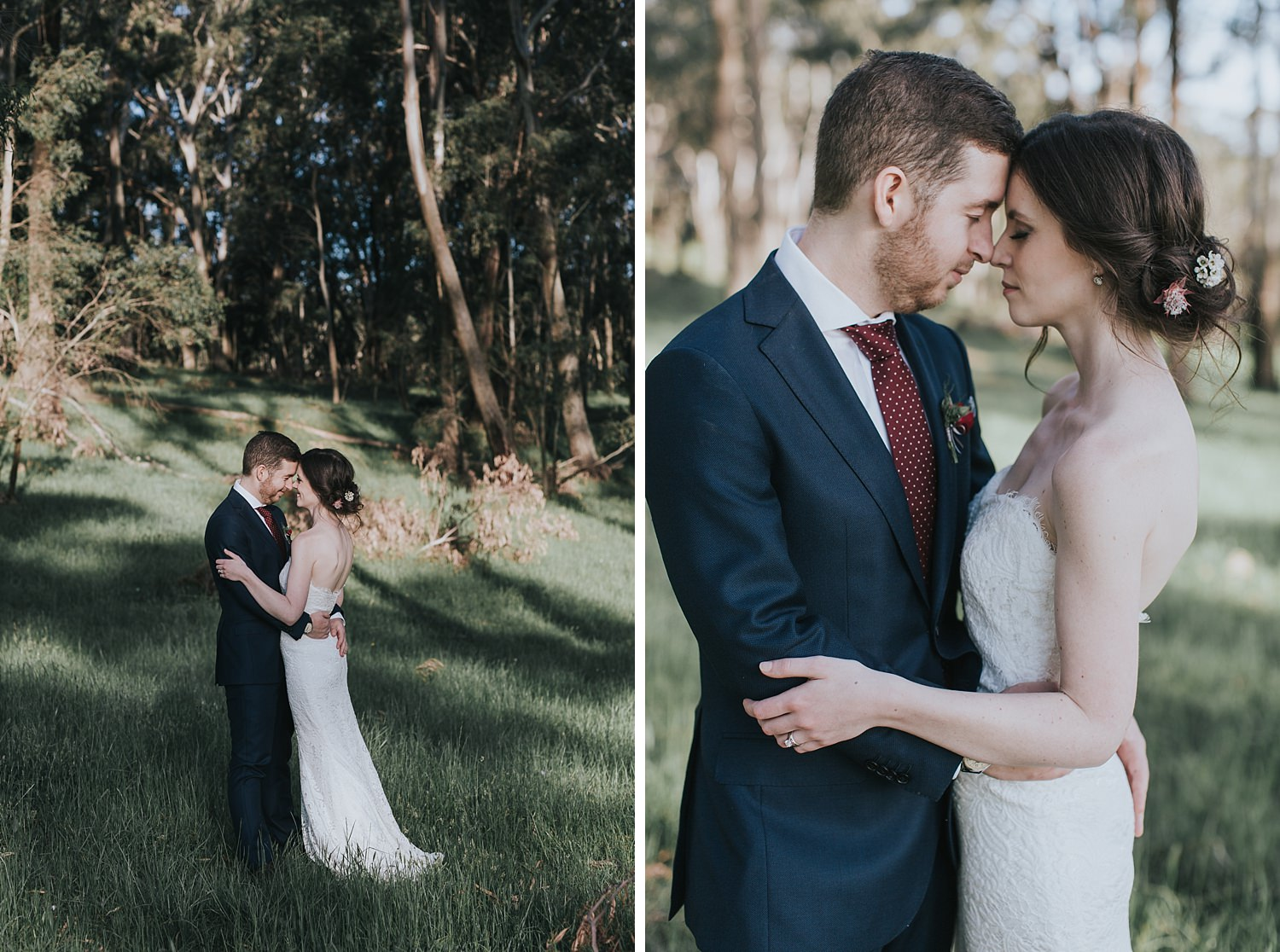 wedding photos in bowral by jonathan david