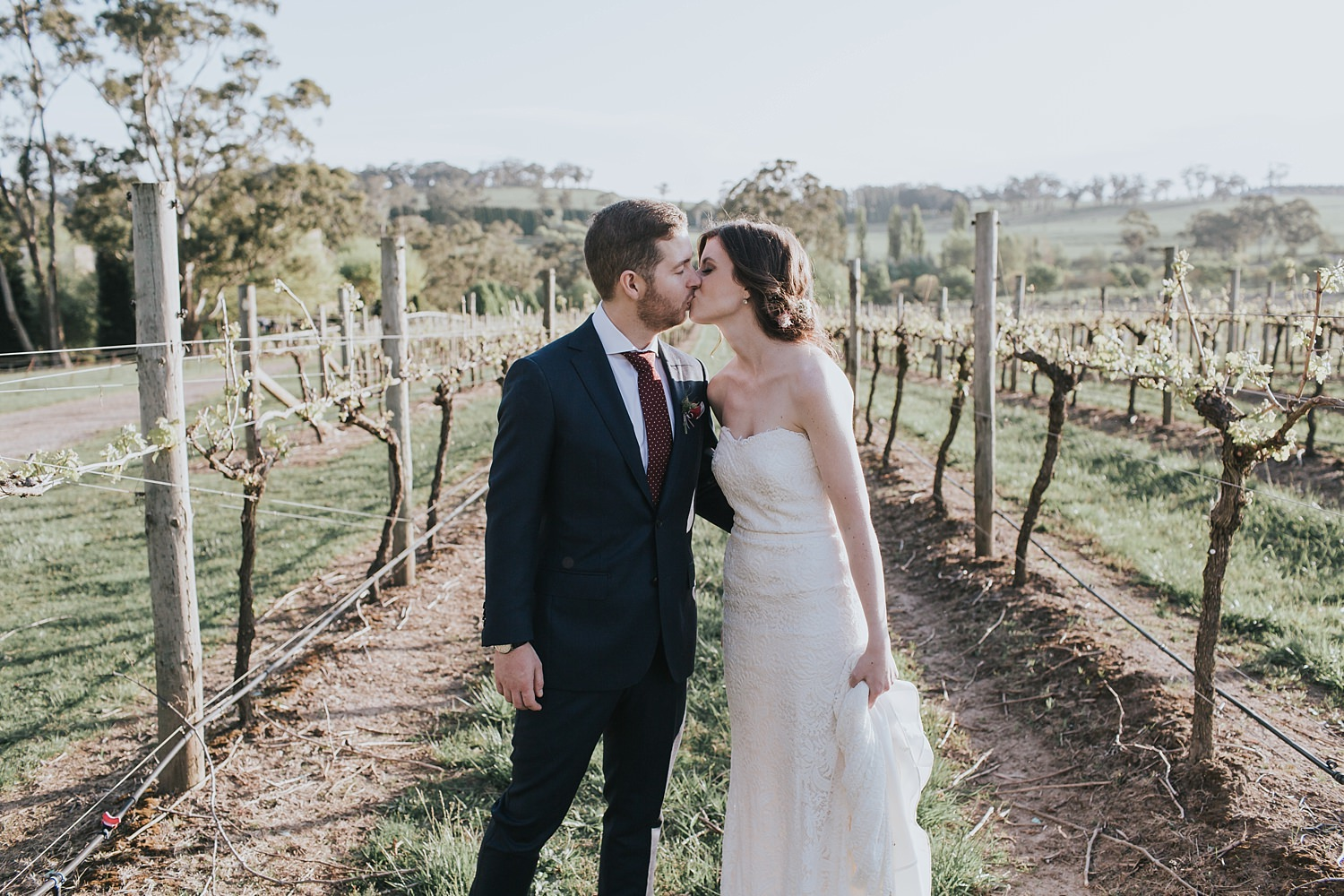 bowral wedding vineyard on centennial road