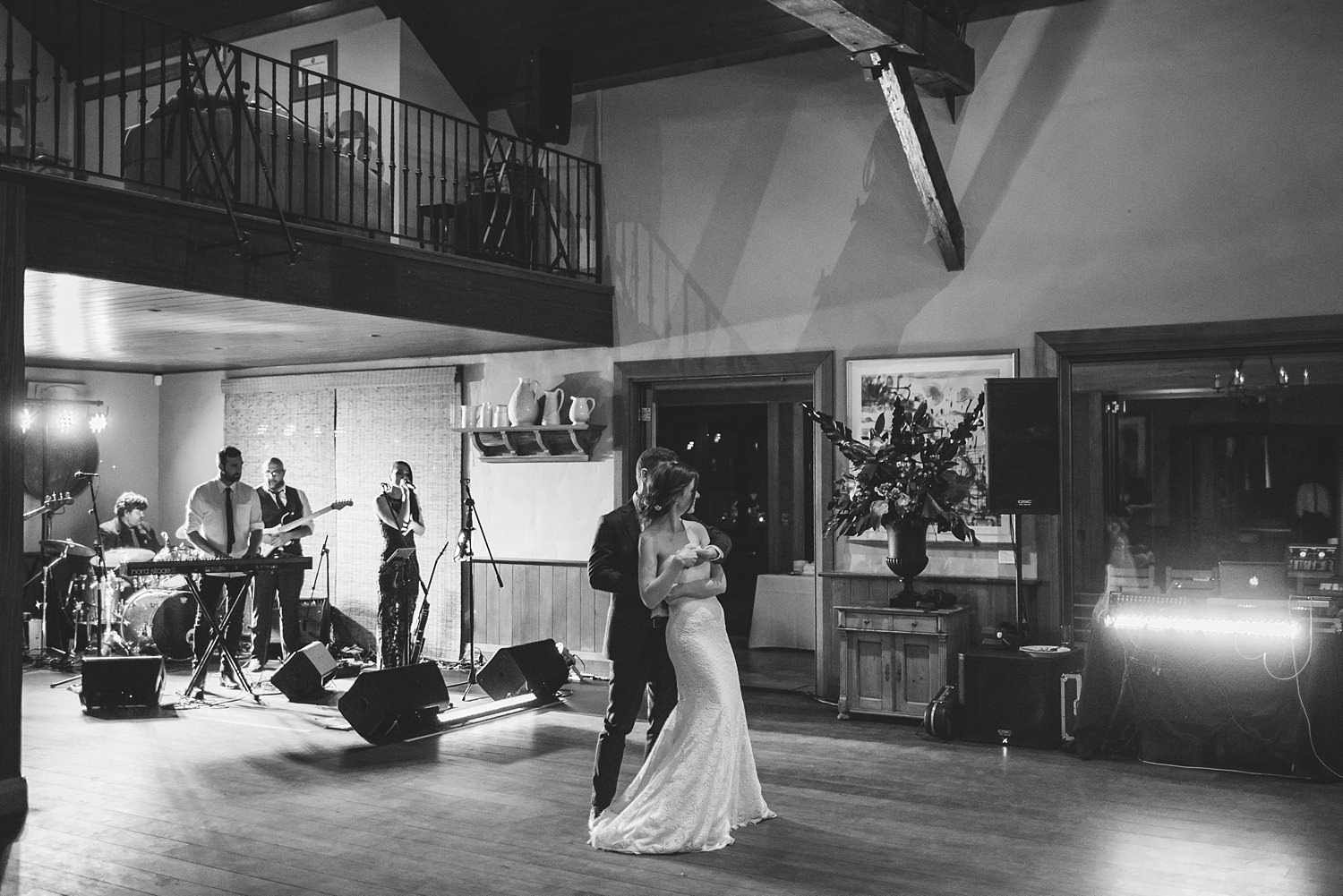 bridal waltz in centennial vineyards bowral