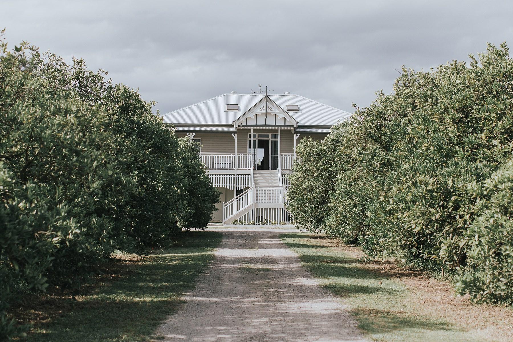 cornwallis house driveway