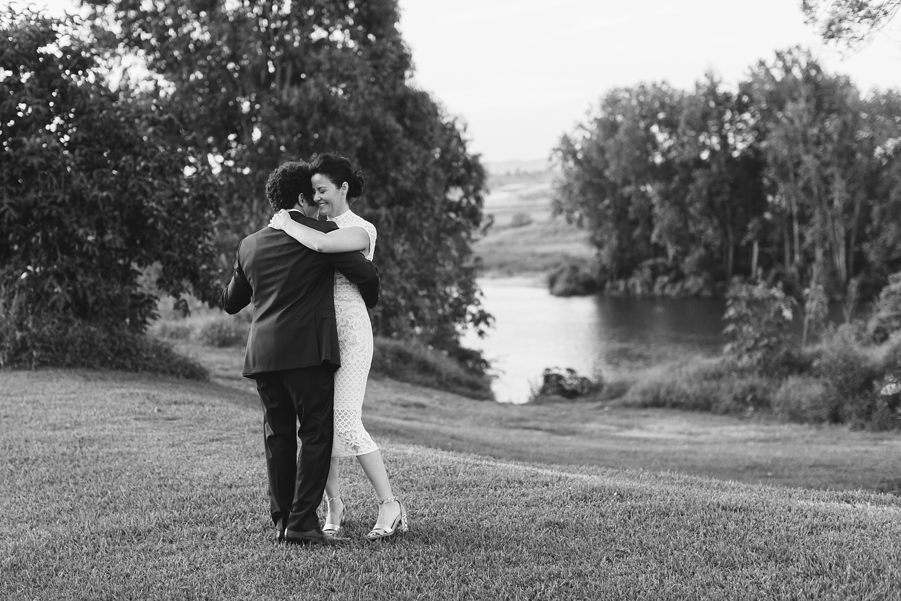 intimate wedding photography by jonathan david
