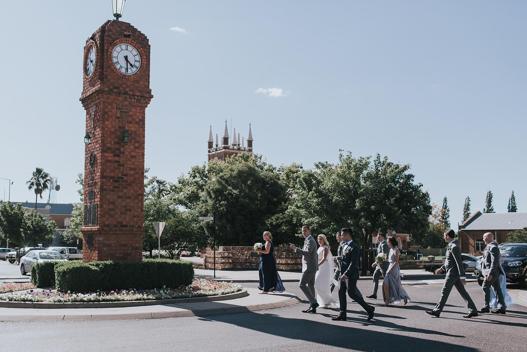 mudgee town centre wedding destination
