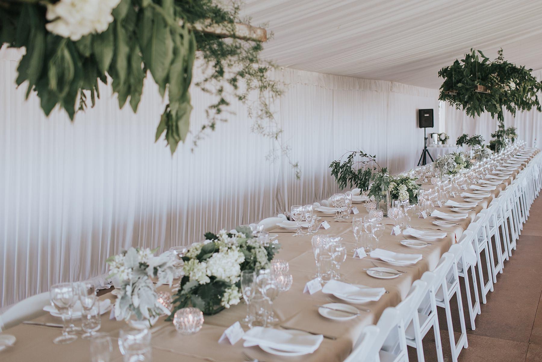 marquee wedding photos in mudgee