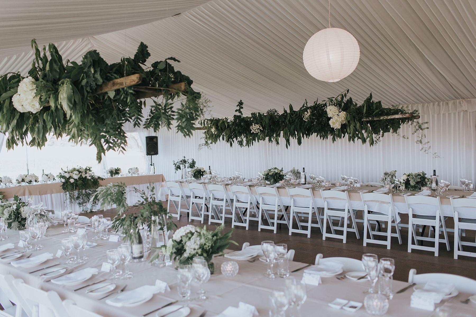bunnamagoo wines wedding reception