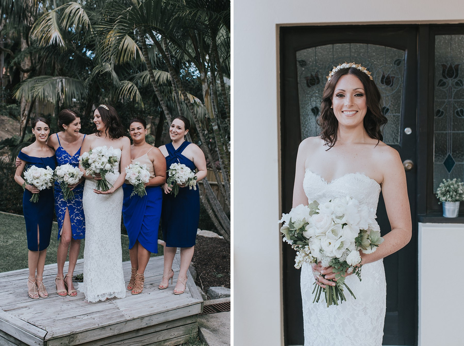 bridal portraits in mosman
