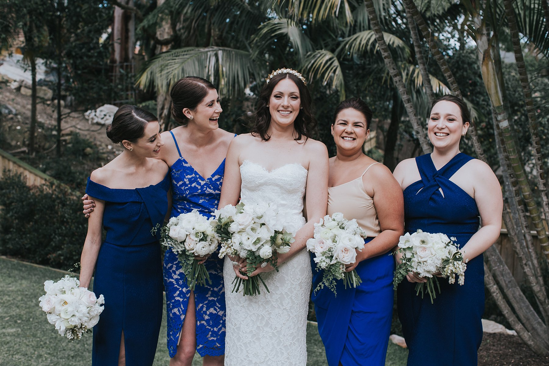 balmoral beach wedding photos by jonathan david