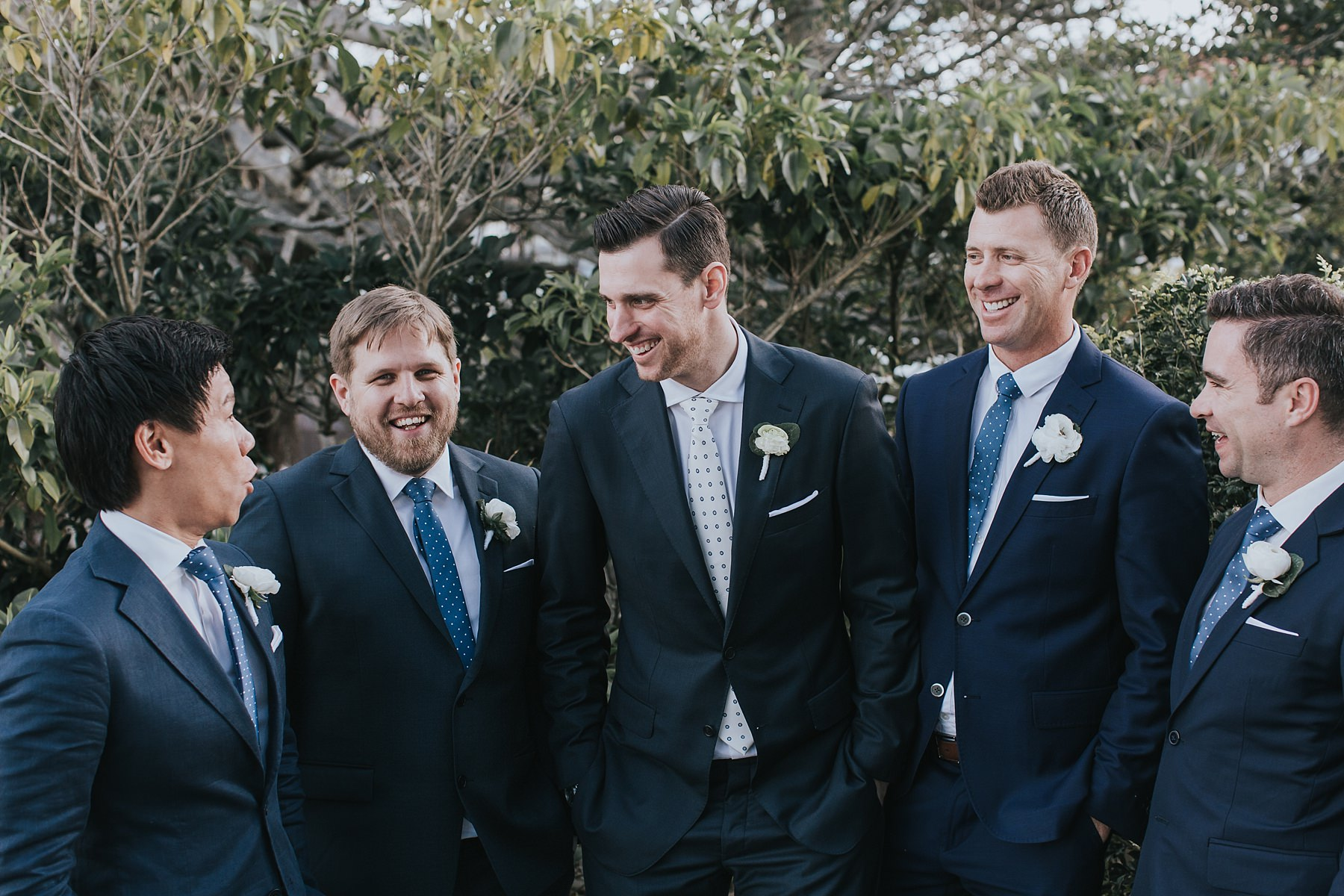 balmoral beach wedding photos