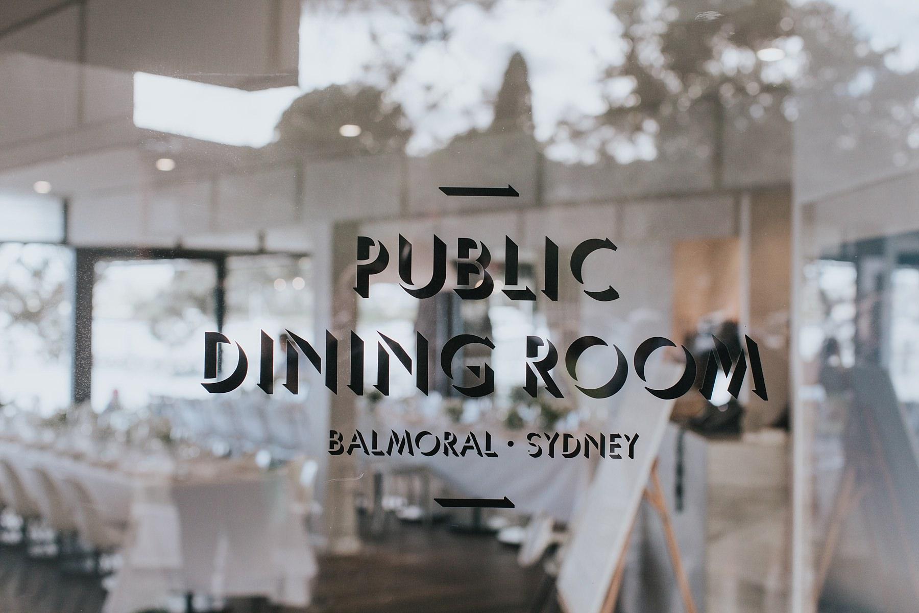Balmoral public