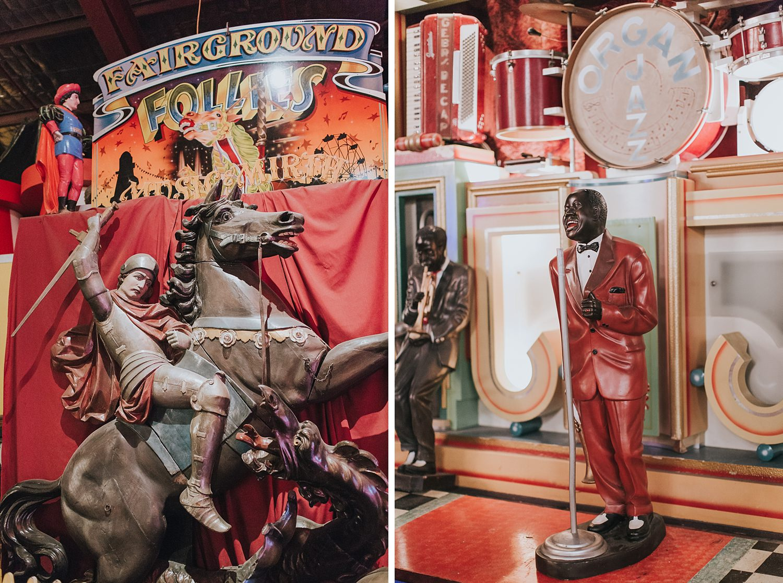 fairground follies theme park rides and sideshows