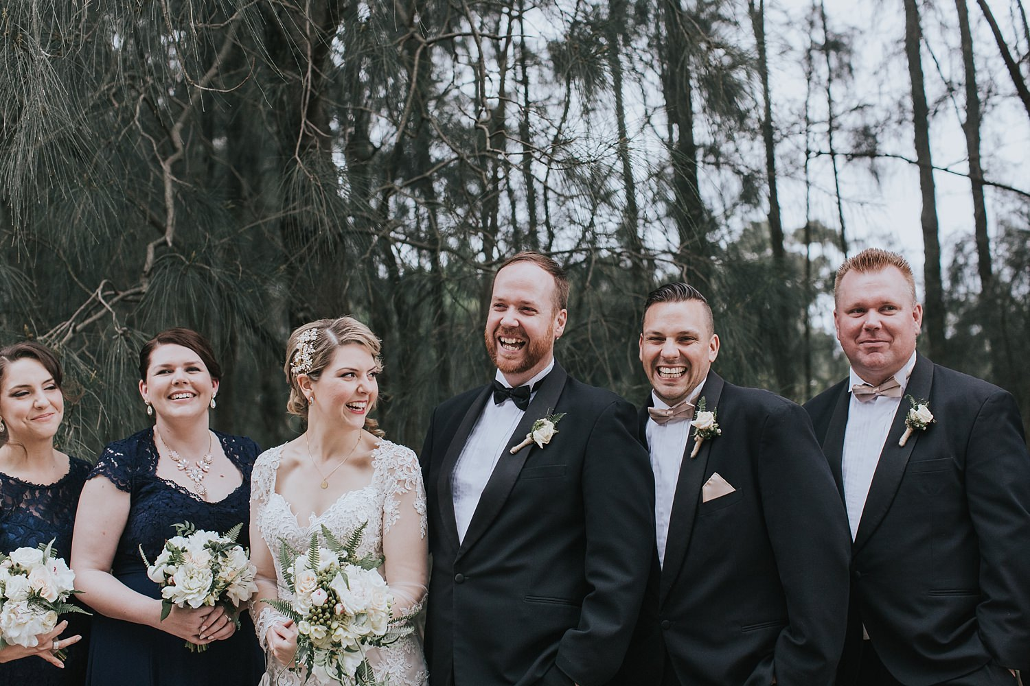 capturing happiness of sydney bride and groom