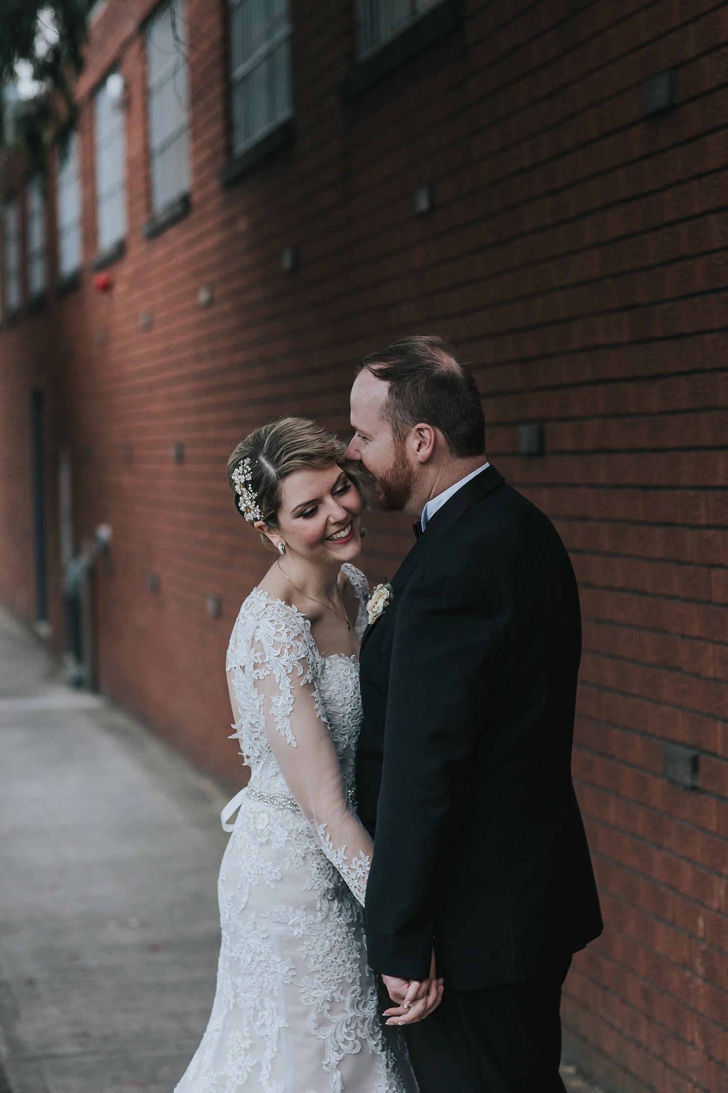 timeless wedding photos at fairground follies